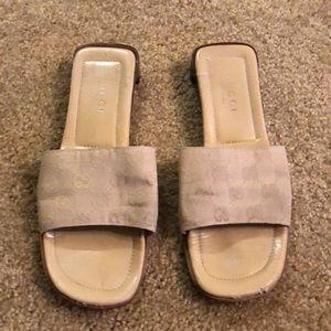 Gucci sandals - authentic